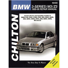Chilton Repair Manual 18401 1999-05 BMW 3-SERIES & Z4