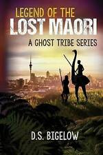 Legend of the Lost Maori (A Ghost Tribe Series) (Volume 1)-ExLibrary