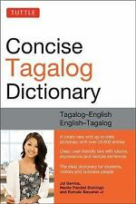 Tuttle Concise Tagalog Dictionary: Tagalog-English English-Tagalog (Over 20,000