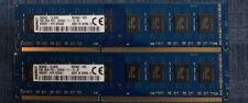 Kingston/SKhynix/Samsung/ 8GB 16GB DDR3 1600MHz PC3-12800U PC Desktop Memory Ram