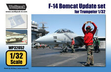 Wolfpack WP32052, F-14 Bomcat Update set (for Trumpeter 1/32) , SCALE 1/32