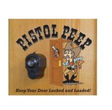 Glock Style Pistol Peep Door Viewer Peep Hole Viewer