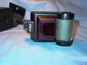 Nikon   Speedlight   SB  20   TTL