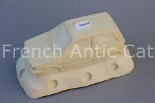 Rare modele résine moule Fiat UNO 1/43 Heco modeles vehicule voiture AP