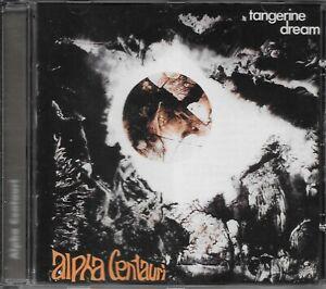 """TANGERINE DREAM """"Alpha Centauri"""" (CD) (1971 album)"""