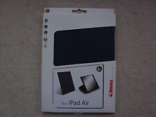 Krusell Malmo APPLE iPad Air 1 Case with Stand Navy PACKAGING TATTY
