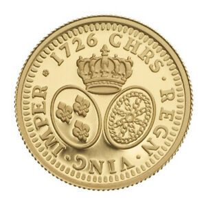2007 $1 Fine Gold Coin - Gold Louis