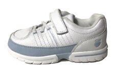 K-Swiss Quixley VLC Hook and Loop Closure Leather Toddler Girls Kids Shoes