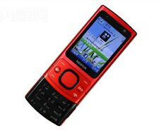 Nokia 6700S Red slide phone 3G Unlocked Free shipping