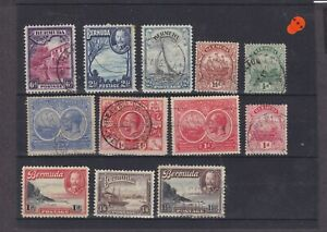 Bermuda KGV Used Collection