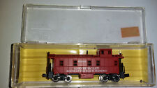 N Scale - Atlas - 3568 - Caboose, Cupola, Steel - Lehigh Valley - 95042