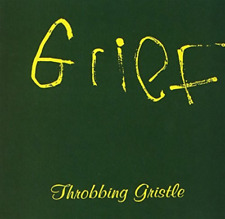 THROBBING GRISTLE-GRIEF CD NEW