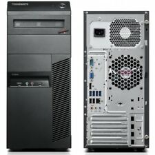 Lenovo ThinkCentre M82 i7 3770 3,4GHz 16GB 160GB SSD DVD Win 7 Pro Tower