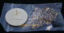 10 NAIL POST BACK  S 7/8 MM FOR DISNEY HAT LAPEL PIN PINS BUTTERFLY POST TIE TAC