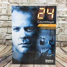 24 Countdown Game Jack Bauer by Briarpatch 20th Century Fox