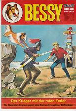 Bessy Nr. 418 (1-2) schöner Sammlerzustand BASTEI Western