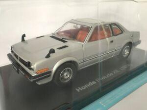 Honda Prelude XE (1978) 1:24 Diecast Model - Hachette Japanese Cars (107)