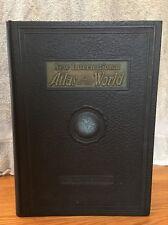 New International Atlas Of The World 1942 Edition
