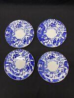 """Royal Crown Derby Mikado Side Plates 6"""" (4 Pcs)"""