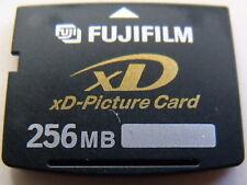 Fujifilm 256MB xD-Picture Card for Fuji and Olympus Digital Cameras, Japan