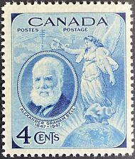 Canada 1947.  Centenary Of Alexander Graham Bell.  MNH