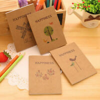 Notebook Journal Diary Book Office Notepad Student Drawing Memo Paper  G