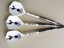 24g Tungsten Darts Tottenham Dart Flights Rare Spurs Dart Flights Target Darts