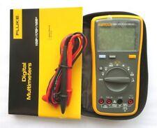 FLUKE 15B+ F15B+ Digital Multimeter Auto Range Digital Multimeter Meter Tester