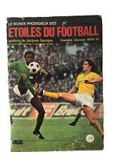 Football 1970/71 Le Monde Prodigieux Des Étoiles Du Football