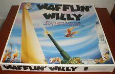 Wafflin Willy Bill Clinton Vintage Original 1993 Board Game Excellent
