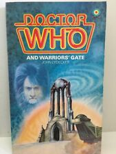 Dr Doctor Who AND WARRIORS' GATE  by John LYDECKER book TARGET 1982 FREE POST