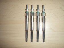 Satz 4 Stück Orig VW Teil N10579201, Bosch 0250202046, Glühkerzen