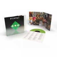 Paul McCartney III Exclusive Limited Edition Green Vinyl w/ Art Print Included