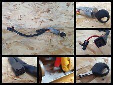 Original Zündschloss mit Schlüssel + Peugeot 206 CC + 369023