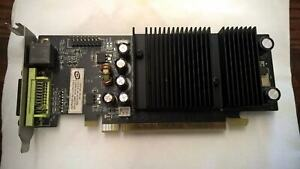 NVIDIA GeForce 7300LE 512 MB DDR2 SDRAM PCI Express x16 Graphic Card Low Profile