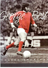 George Best unseen archives 2001 football memories famous people book