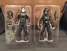 Star Wars TIE Fighter Pilot Lot: Force Awakens Removable Helmet & Rogue One