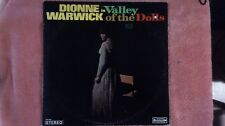 Dionne Warwick in Valley of The Dolls (Lp 1968)