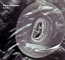 Klettband Klebeband Hakenband für Fliegengitter aus Polyester weiß 5,6 Meter