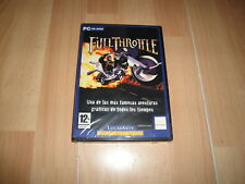 Full Throttle PC LucasArts precintado Español