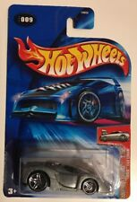 Hot Wheels 2004 First Editions Zamac TOONED ENZO FERRARI * Super Fast Ship * 25B
