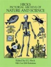 Dover Pictorial Archive: Heck's Pictorial Archive of Nature and Science (1994...