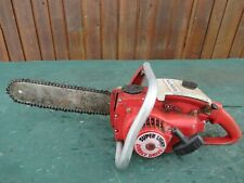 """Vintage REMINGTON SUPER LIGHT DIRECT DRIVE Chainsaw Chain Saw with 12"""" Bar"""