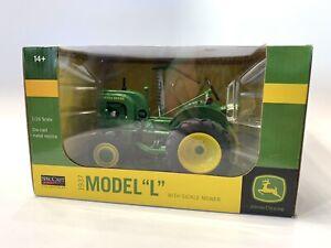 """SpecCast # JDM250 John Deere 1937 MODEL  """" L""""  With Sickle Mower 1:16"""