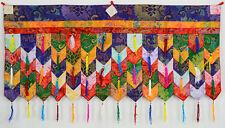 Chukor - Wand 99 cm x 40 cm - Tibetischer Wandbehang - Handarbeit aus Nepal