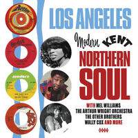 "Various Artists : Los Angeles Modern Kent Northern Soul VINYL 12"" Album (2019)"
