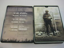 2002 Band of Brothers DVD 6-Disc Set, Damian Lewis, Can Box