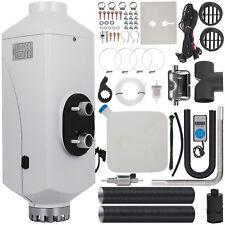 12V 5KW Diesel Air Heater Tank Remote Control Thermostat Caravan Aluminum Alloy