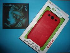 coque pour Samsung Galaxy S3 rouge  NEUVE !