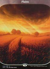 Plains (Full Art) | NM/M | Unstable | Magic MTG